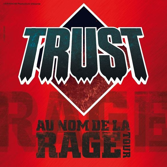 TRUST - SOLD OUT !
